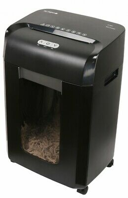 Professional Paper Shredder Cut Particles CC 624.4 Von Olympia