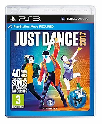 Just Dance 2017 (PS3) [NEW GAME]