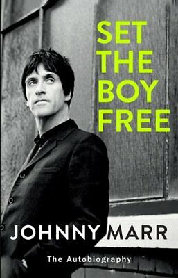 Set the Boy Free by Marr, Johnny Book The Cheap Fast Free Post
