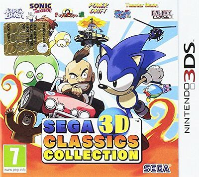 SEGA 3D Classic Collection (3DS) [New Game]