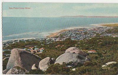 South Africa, Sea Point from West Postcard, B242