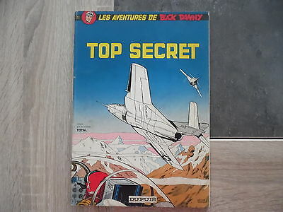 BD Souple - Buck Danny – Top secret n°22 – 1972