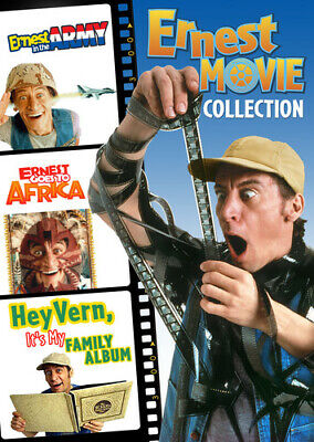 Ernest Movie Collection [New DVD]