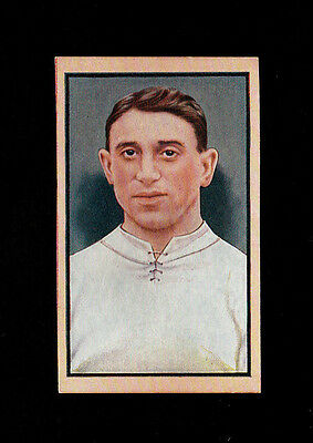 "Sport & Adventure 1922 Football Card "" # 38 L. Bookman -- Famous Footballers """