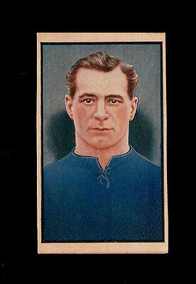 "Sport & Adventure 1922 Football Card "" # 39 R. Downs -- Famous Footballers """