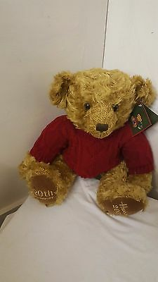 Harrods 20 Th Anniversary Year Teddy Bear With Tag