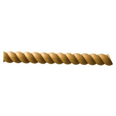 Omega Npm0052Cuf2 .75 In. Split Rope Molding Cherry