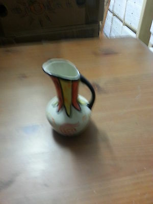 Lorna Bailey 21st birthday jug Excellent Condition FREE P&P