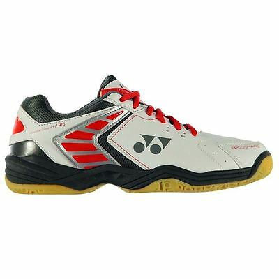 Yonex Mens SHB 46EX Badminton Lace Up Trainers Contrasting Lightweight Shoes