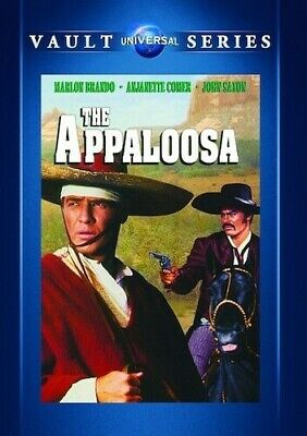 The Appaloosa [New DVD] Manufactured On Demand
