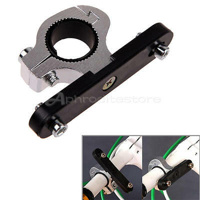 Bicycle Cycling Clamp Clip on Glass Water Bottle Holder Rack Cage Road MTB Bike
