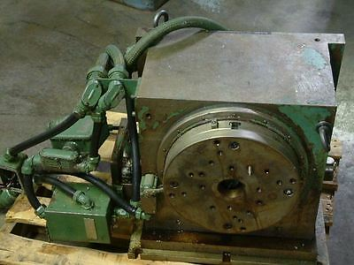 """Nice! 12""""  PRECISION ROTARY TABLE CNC 4th AXIS"""