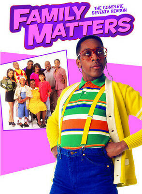 Family Matters: The Complete Seventh Season [New DVD] Manufactured On Demand,