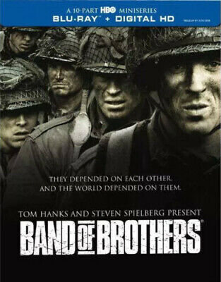 Band of Brothers [New Blu-ray] Boxed Set, Repackaged, Slipsleeve Packaging