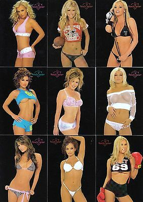 Benchwarmer 2004 Series 1 Complete Base Card Set Of 100 Ad