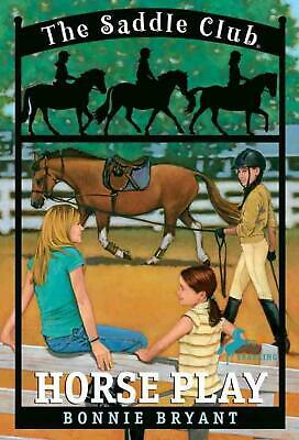 Horse Play by Bonnie Bryant (English) Paperback Book Free Shipping!
