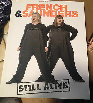 French & Saunders programmes x 2 (both are slightly different)