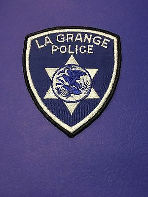 La Grange  Illinois   Shoulder Patch