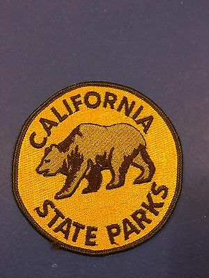 California State Parks   Shoulder Patch