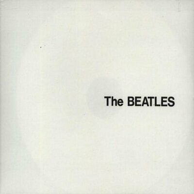 The Beatles - The White Album - The Beatles CD 01VG The Cheap Fast Free Post The