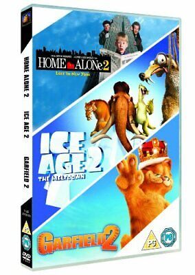 Home Alone 2: Lost in New York/ Ice Age 2: The Meltdown/ Garfield... - DVD  OCVG
