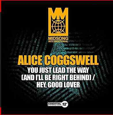 COGGSWELL,ALICE-YOU JUST LEAD THE WAY (AND I`LL BE RIGHT BEHIND)  CD5 Maxi NEW