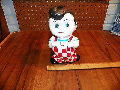 Vintage BOB'S BIG BOY RESTAURANT Advertisement Bank