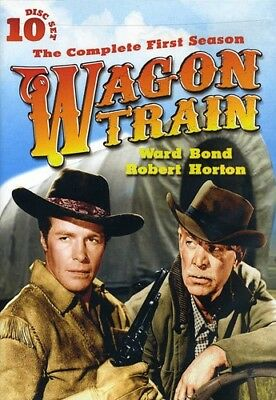 Wagon Train: The Complete First Season [New DVD]