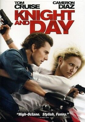 Knight and Day [New DVD] Ac-3/Dolby Digital, Dolby, Dubbed, Subtitled, Widescr