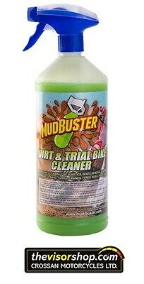 MudBuster DIRT & TRAIL BIKE Off Road Motorcycle Cleaner - 1 litre