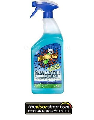 MudBuster GLASS & ACRYLIC Cleaner - 1 litre