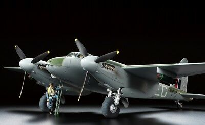 TAMIYA 60326 - 1/32 WWII DeHAVILLAND MOSQUITO FB MK.IV - EXPORT VERSION - NEU