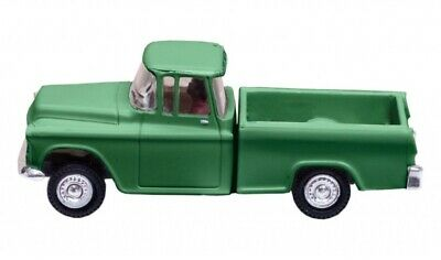 Woodland Scenics JP5610 N Scale Green Pickup Truck