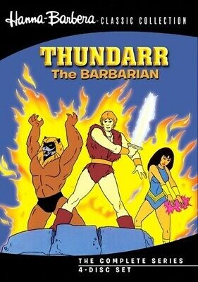 Thundarr The Barbarian: The Complete Series [New DVD] Manufactured On Demand,