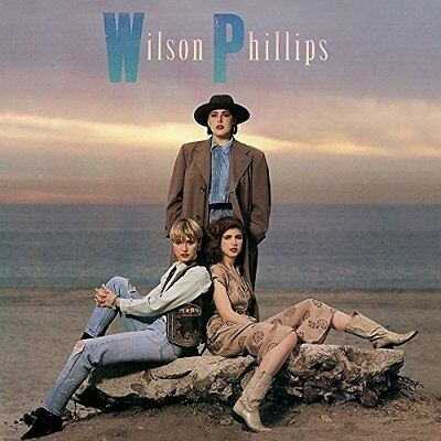 WILSON PHILLIPS 2-CD ALBUM SET (December 9th 2016)