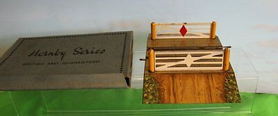 Hornby Series O Gauge A869 Rare M Level Crossing Boxed