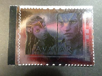 FRANCE timbre AUTOADHESIF, AUTOCOLLANT COLLECTOR AVATAR, CINEMA,  MNH STAMP