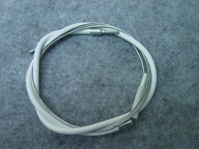 Shift Cable for Fichtel and Sachs 3 Gear Circuit Complete White for Red Lever