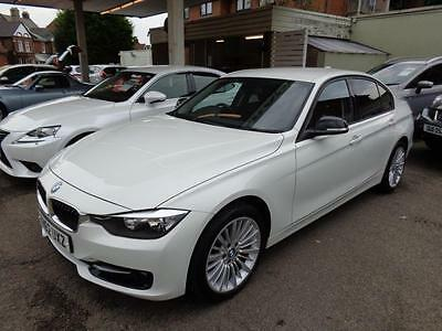 BMW 3 Series 320d 2.0 Sport 4dr Auto Leather Only 26000 Miles  DIESEL 2012/62