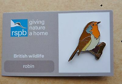 Rspb Pin Badge Swift  On Giving Nature A Home