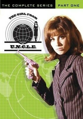 Girl from U.N.C.L.E.: The Complete Series, P DVD Region ALL DVD-R
