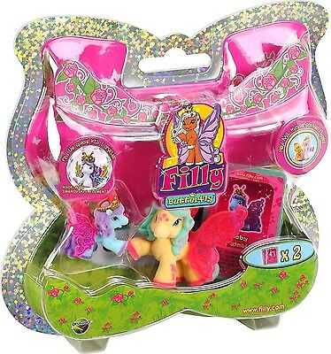 50 Dracco M770040 - Spielset Mutter mit 1 x Baby Filly Butterfly