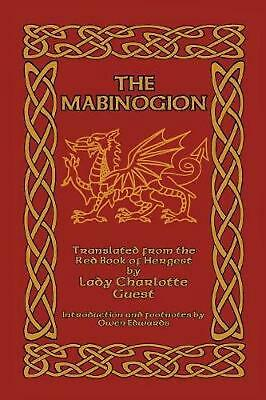 The Mabinogion by Charlotte Guest (English) Paperback Book Free Shipping!