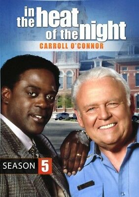 In the Heat of the Night: Season 5 [New DVD] Boxed Set