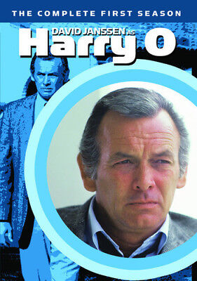 Harry O: The Complete First Season [New DVD] Manufactured On Demand, Full Fram