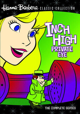 Inch High Private Eye: The Complete Series [New DVD] Manufactured On Demand, F