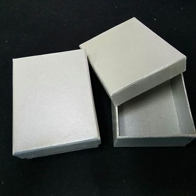 20 Grey Color Colour Gift Box Multi Purpose 7x9x3cm 2.7 x 3.5 x 1.2 (inch)