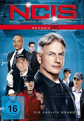 NCIS - Navy CIS - Die komplette Season/Staffel 12 # 6-DVD-BOX-NEU
