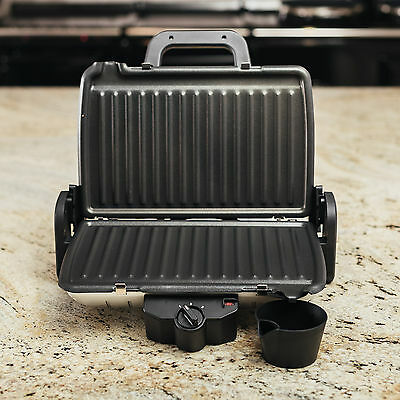 Health Grill Fat Reducing Kitchen Griddle Table Grill Griddle BBQ Griller 1600W