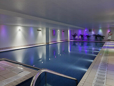1 night Sunday Spa break at Holland House Hotel Cardiff, with spaandhotelbreak
